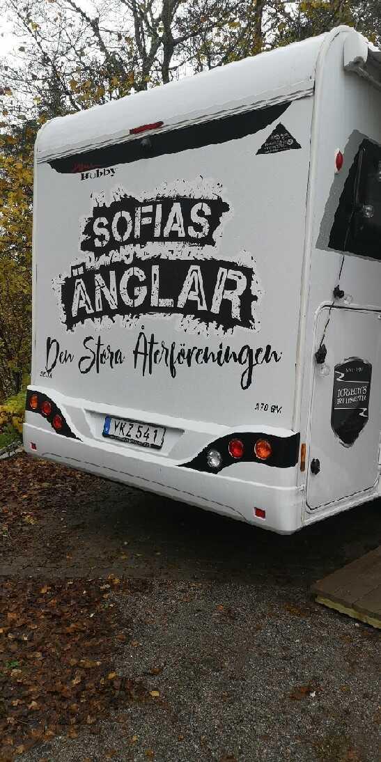Snickare Norrtälje hjälper Sofias Änglar